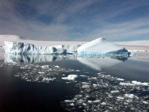 Antiarctica icescape.
