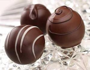 Chocolate truffles for all!