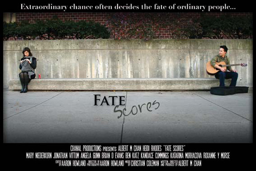 Fate Scores movie poster
