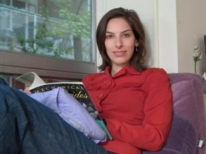 Natalie Schull studies the neuroscience of gambling.