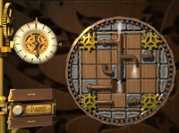 A screen shot of the game Cogs