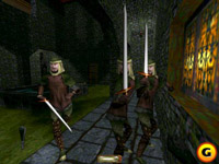 Screen shot of the game Thief