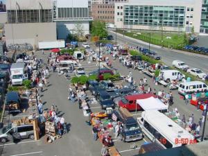 MIT Flea Market or Swapfest.