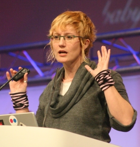 danah boyd SM '02 investigates social networking.