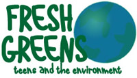 Fresh Greens logo