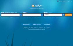 Goby.com website