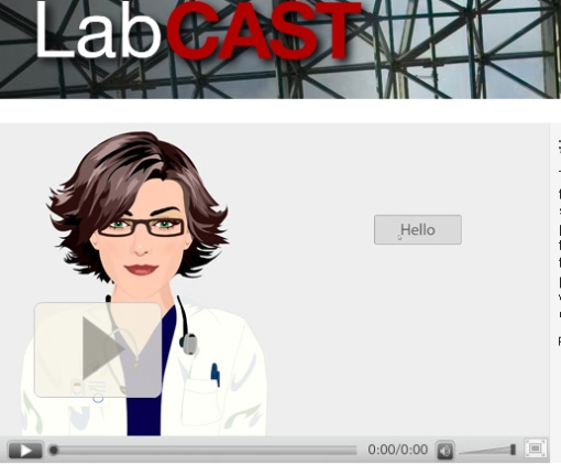 Learn about New Media Medicine via LabCASTs.