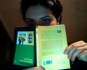 Geeta Dayal and her new book.