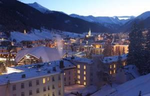 Davos, Switzerland, hosts the World Economic Forum.