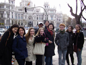 Some of the IAP-Madrid participants