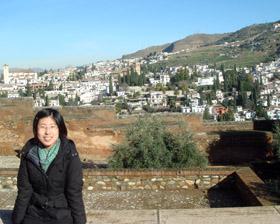 Yiliu in Granada in southern Spain