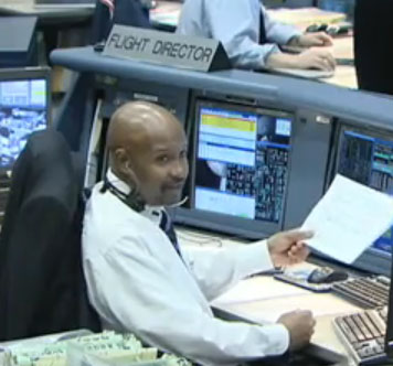 Kwatsi Alibaruho '95 describes his personal journey to the NASA control room.