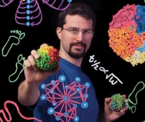 Erez Lieberman-Aiden won the Lemelson-MIT Student Prize.