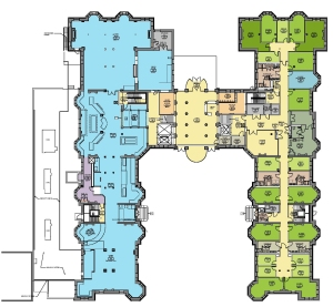 W1 First Floor Plan